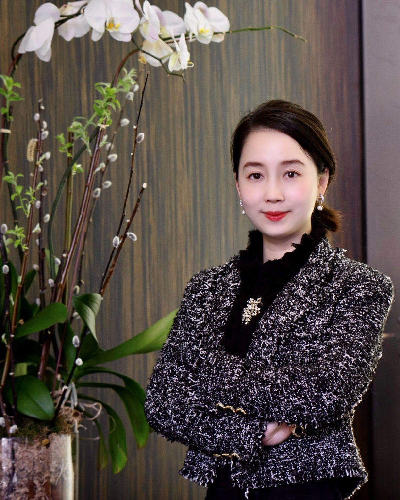 吳婉羚,MBA